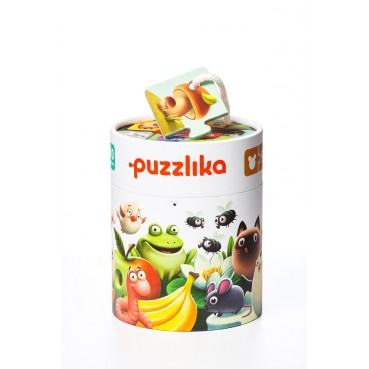 "PUZZLE ""MY FOOD"""
