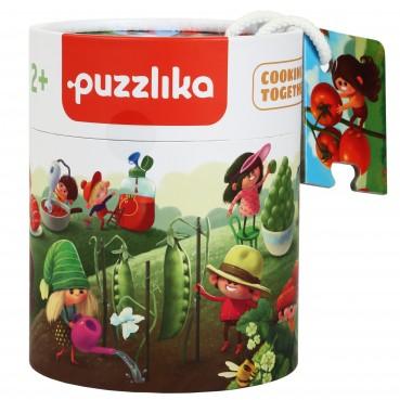 """Puzzle Puzzlika """"Gotujemy 2"""""""