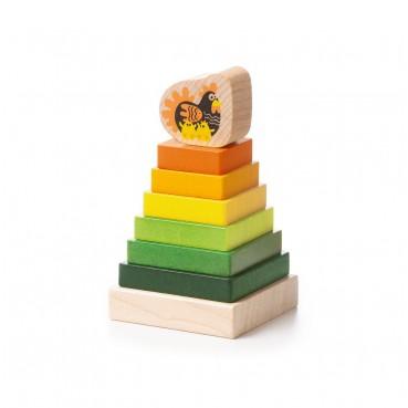 Cubika, Drewniana wieża LD-15