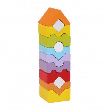 Cubika, Drewniana wieża  LD-11