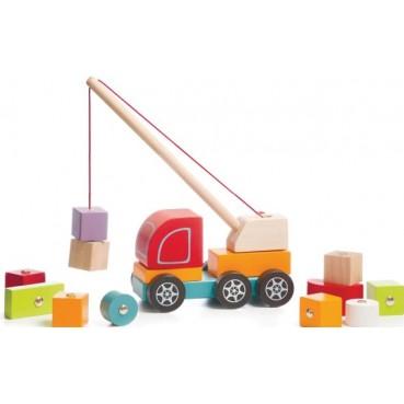 Cubika, Drewniany sorter dźwig