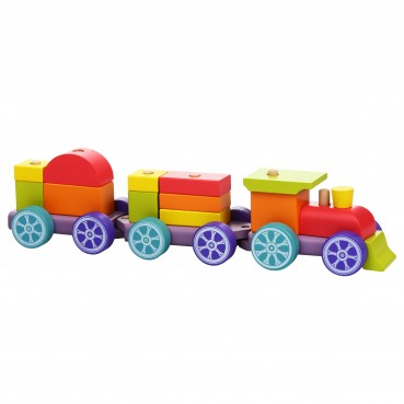 Cubika, Mały pociąg LP-3