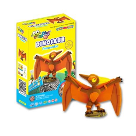 Jumping Clay, Zestaw kreatywny dinozaury Pteranodon