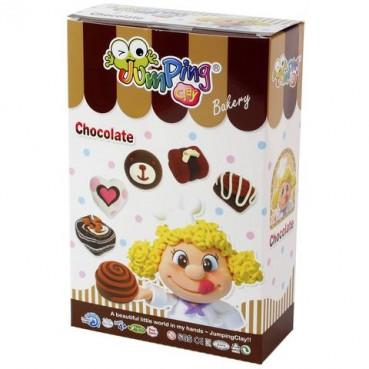 Jumping Clay, Fabryka czekoladek - zestaw kreatywny