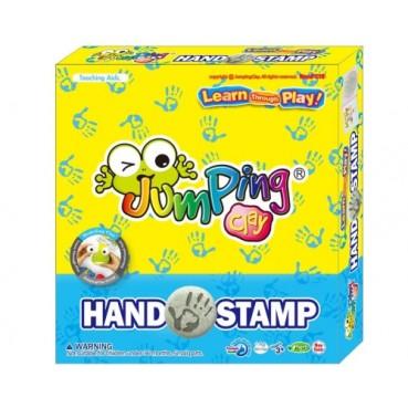 Jumping Clay, Odcisk w pudełku