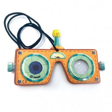 Svoora, Kalejdoskop maska Robot Pomarańczowy