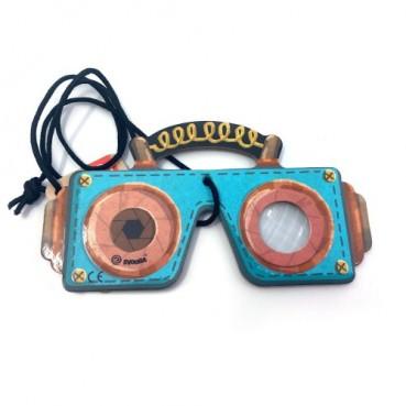 Svoora, Kalejdoskop maska Robot
